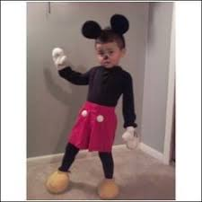 mickey mouse costume toddler toddler mickey mouse diy toddlerhalloween costumes