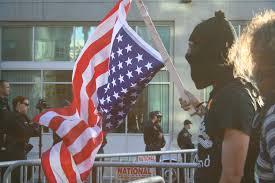 Flag Burning Legal Why I U0027m Okay With The American Flag Burning Thought Catalog