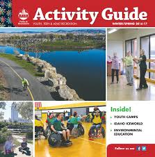 boise parks u0026 recreation winter spring 2016 2017 activity guide by