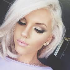 how to make hair white 10 awesome silver hair colors ideas makeup tutorials of hair color