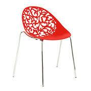Metal Leg Dining Chairs China Metal Leg Plastic Chair From Bazhou Wholesaler Bazhou City