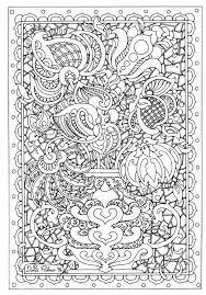 Hard Flower Coloring Pages - the most brilliant and gorgeous hard coloring pages to print with