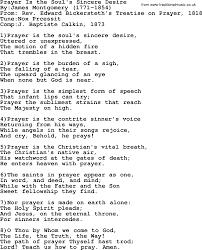 methodist prayer methodist hymn prayer is the soul s sincere desire lyrics with pdf