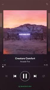 Comfort Me Lyrics Creature Comfort Probably Has Some Of The Most Eye Opening Lyrics