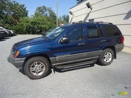 2002 jeep grand patriot blue pearlcoat 2002 jeep grand laredo 4x4