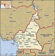 map of cameroon cameroon culture history britannica com
