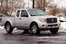suzuki pickup truck ever seen a suzuki pickup basically the same as a nissan frontier