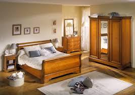chambre en merisier decoration chambre en merisier visuel 3