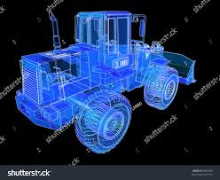 halo warthog blueprints perspective blueprint earthmover stock illustration 3840046