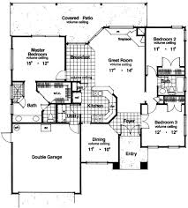 contemporary floor plans contemporary house plan with 3 bedrooms and 2 5 baths plan 3930