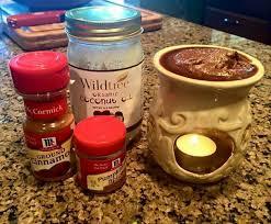 scented indoor l oil natural holiday fragrance 3 tbls coconut oil 3 tspn pumpkin pie