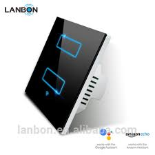 Home Automation Light Switch Lanbon Home Automation Smart Wifi Wall Switch Light Switch Work