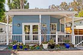 refined mobile home with cute porch in malibu asks 1 5m deasy