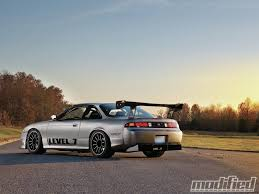 nissan 240sx s14 jdm 1997 nissan 240sx se the path ls traveled modified magazine