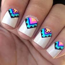 21 best short natural nails nail art images on pinterest