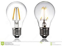 Led Light Bulbs Savings by Led Light Bulb Stock Photo Image 56919676
