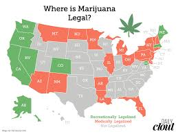 Map Of Dispensaries In Colorado by Marijuana Mapping Where Is It Legal To Fire Up Dailyclout