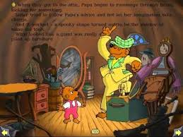 playthrough the berenstain bears in the dark part 3 youtube