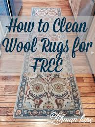 how to clean wool rugs for free with snow we cleaning and cleanses
