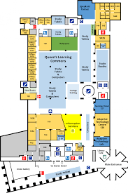 do ground lines go in a floor plan joseph s stauffer library queen u0027s university library