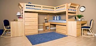 traditional bunk beds with desk underneath u2014 thenextgen furnitures
