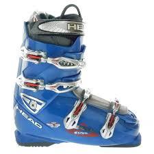used s ski boots size 9 edge 9 3 ht ski boots used 2005 evo