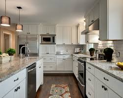 Kitchen Cabinets White Shaker Adorable White Shaker Kitchen Cabinets With White Shaker Kitchen