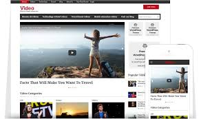 best wordpress video theme of 2017 create your own video portal