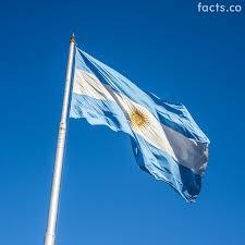 Golden Dawn Flag Argentina Flag La Bandera De La Argentina
