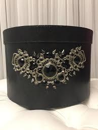 moneybox hat box black glitter moneybox birthday card box