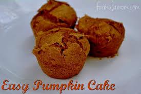 easy pumpkin cake recipe the simple parent