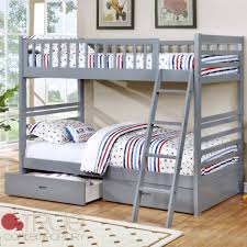 Fraser Bunk Bed Twin Over Twin Liquidation Furniture  More - Vancouver bunk beds