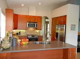 General Contractors Kitchen Remodeling Portland OR  IKEA Adel - Medium brown kitchen cabinets