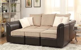 Sectional Sofa Modular Sofas Caisy Reversible Modular Sectional Sofa