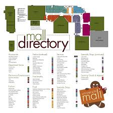 Oakbrook Mall Map Image Gallery Mall Directory