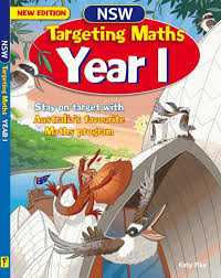 booktopia nsw targeting maths student book year 1 australian
