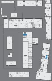 csun maps floorplan of art and design center ac first floor