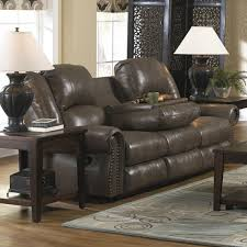 interior impressive spartan reclining sofa with drop down table