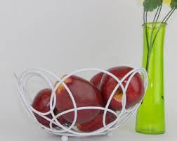 modern fruit holder modern fruit basket etsy