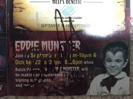 Halloween 2 Cast Members by Todd U0027s Autograph Experience Happy Halloween With Eddie Munster
