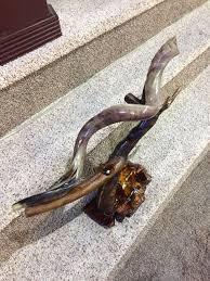 shofar stands 30 best shofar images on jerusalem israel the lord