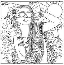 fashion colouring fashion coloring pages adults