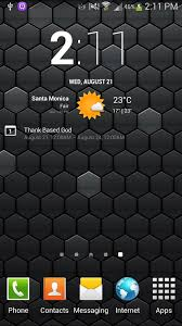get cyanogenmod u0027s clock home u0026 lock screen widget on a non