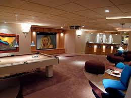 modern billiard table eclectic game room design with modern pool table recessed lights