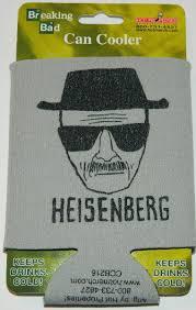 huggie drinks breaking bad walter white heisenberg alias huggie can cooler