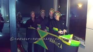 Jamaican Halloween Costume Ideas Coolest Homemade Cool Runnings Costumes