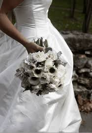 and white wedding white bridal bouquets classic and
