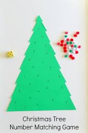 alphabet activity christmas tree alphabet