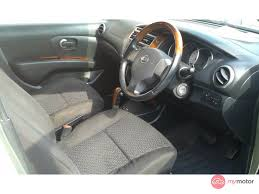 kereta nissan note 2012 nissan grand livina for sale in malaysia for rm46 800 mymotor