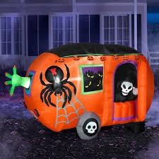 Outdoor Halloween Decorations Walmart inflatable halloween decorations u2013 spooky fun outdoor decor
